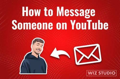 Yes, you can contact YouTuber in 3 ways
